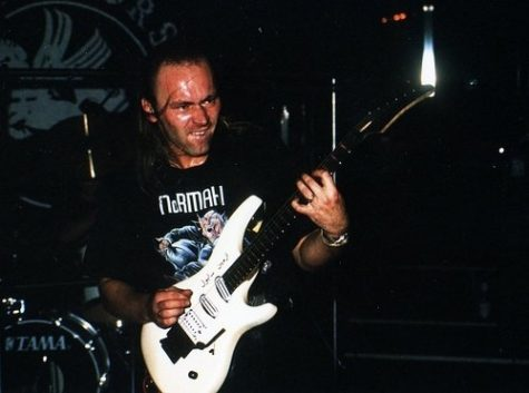Armin Sabol Dark Horse 1991